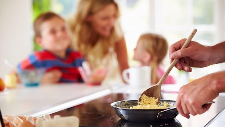 Un desayuno saludable es importante para el rendimiento de los estudiantes