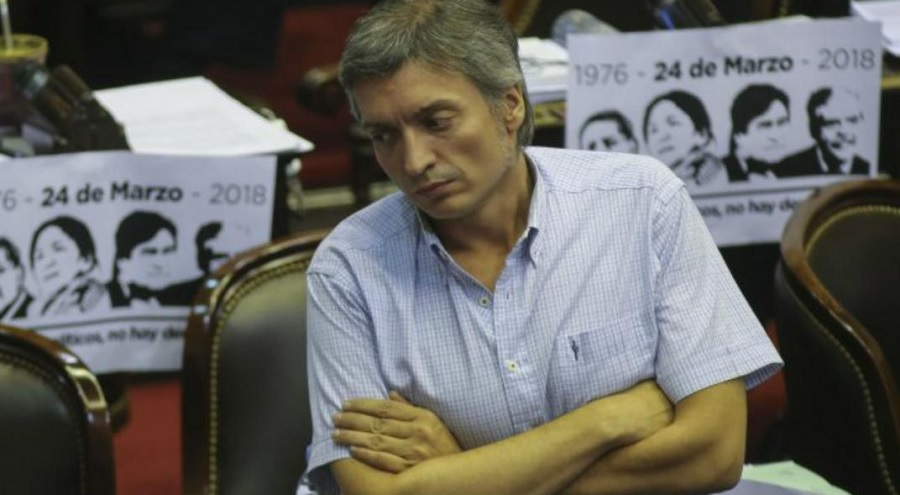 Máximo Kirchner encabeza la ofensiva contra Rodríguez Larreta en Diputados.