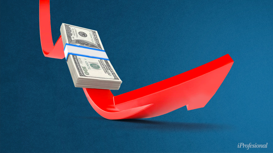 Acciones de empresas tienen operaciones en el exterior del país y reflejan por sus ingresos en dólares la suba de precios en pesos.