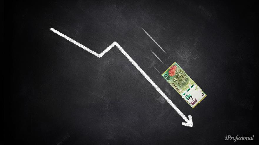 Cada aumento de la inflación disminuye el poder adquisitivo de los pesos