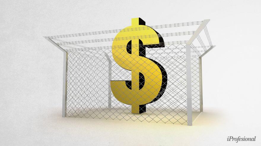 El mayor cepo al dólar impacta en las operaciones de compra de dólares en la Bolsa a través de bonos y acciones.