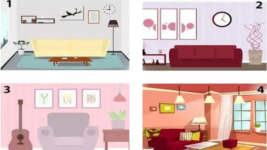 Test de la casa: elegí un ambiente y descubrí tu verdadera personalidad