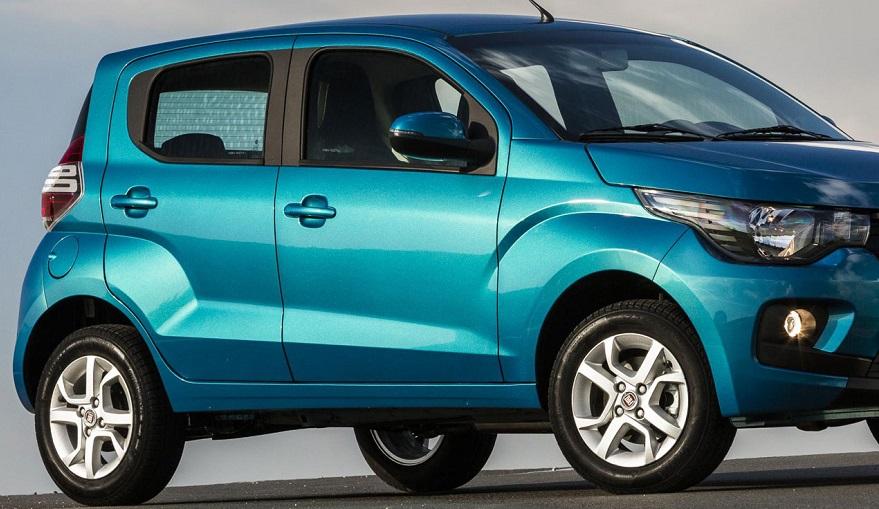 El auto más barato 0km se destaca por los colores.