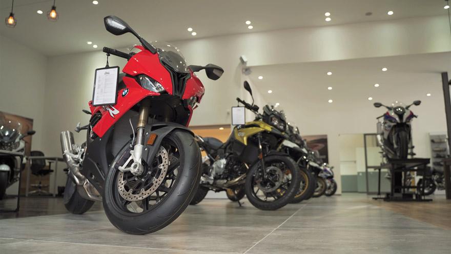 Las motos son cada vez más utilizadas como medio de transporte cotidiano.
