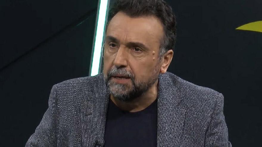 Navarro, indignado con Verbitsky.