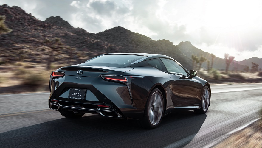 Un nuevo modelo de Lexus ya está en el país.