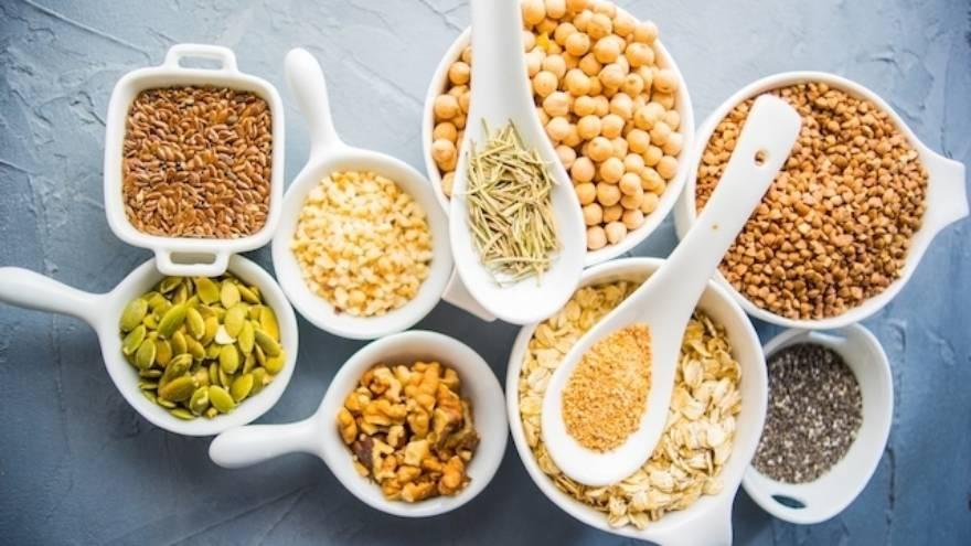 Carbohidratos: estos son algunos alimentos con fibra