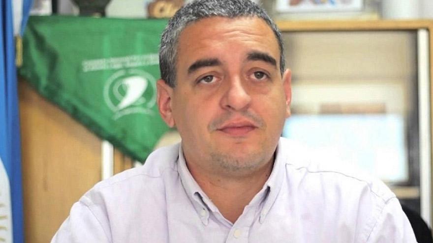 El funcionario Horacio Pietragalla.
