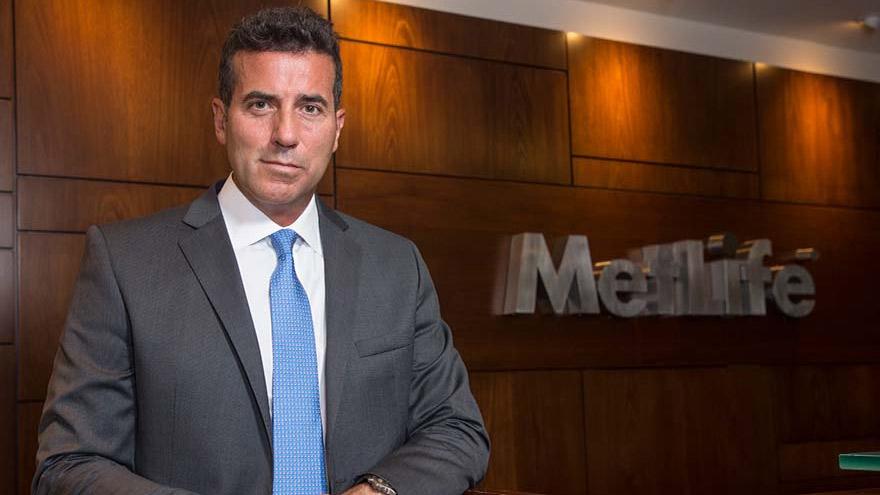 Carlos Bargiela, CEO de MetLife Seguros en Argentina.