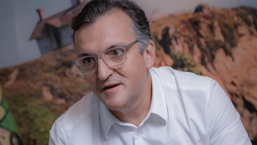 Martín Migoya es el CEO de Globant y parte de su esfuerzo se concentra en impulsar la educación en nuevas tecnologías