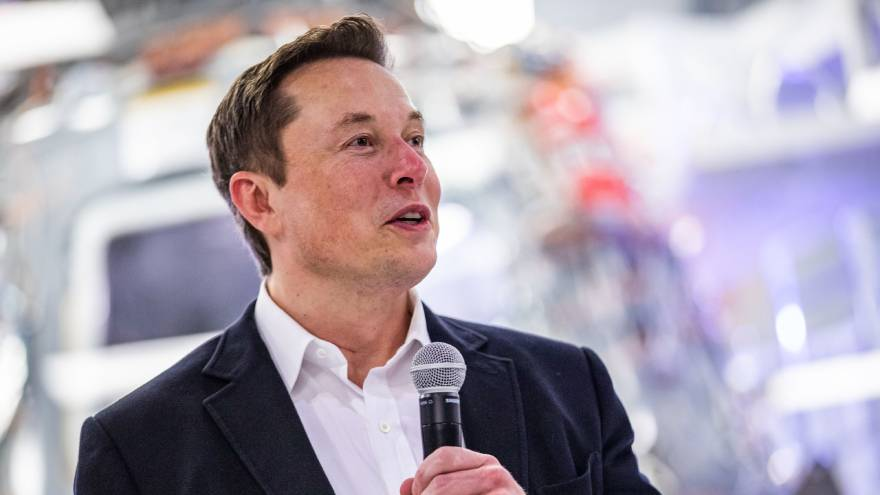 Elon Musk se convirtió en el segundo hombre más rico del mundo