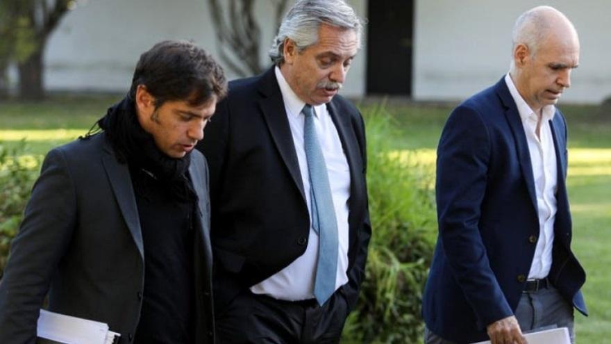 La disputa sobre la coparticipación mejoró la imagen del líder porteño en las encuestas