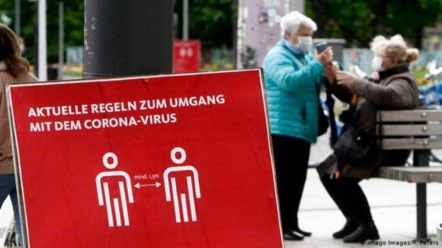Las medidas preventivas contra el coronavirus provocaron la mayor recesión mundial desde 1930.