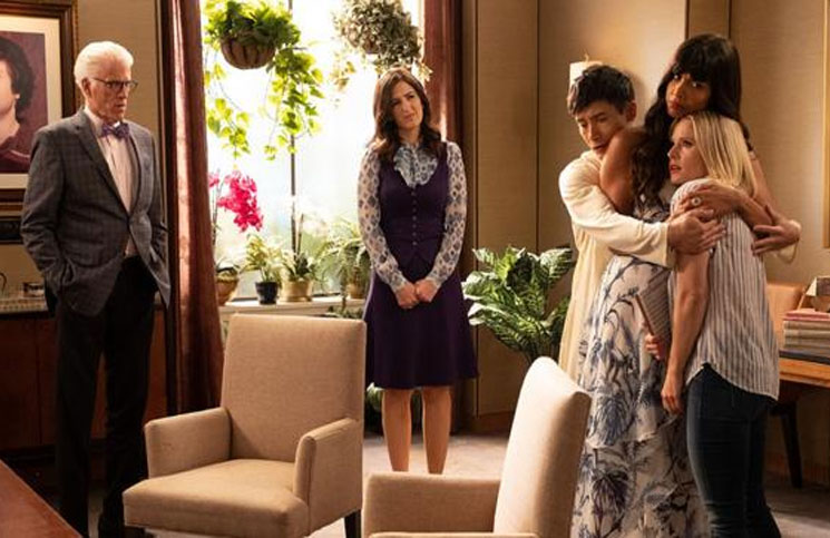 The Good Place: la serie se enfoca en la vida de Eleanor Shellstrop.