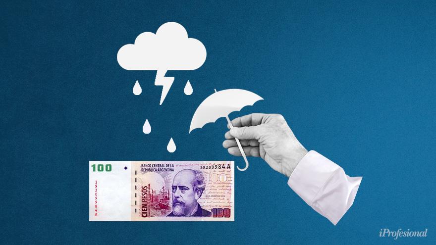 Evitar una nueva devaluación brusca del peso, uno de los principios de la estrategia de Guzmán.
