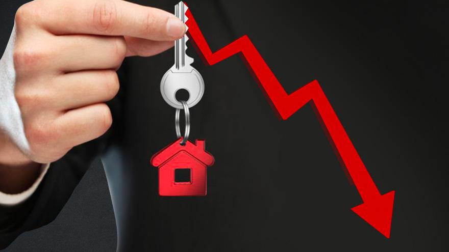 La oferta de viviendas en alquiler disminuyó drásticamente, por lo que aumentó el precio