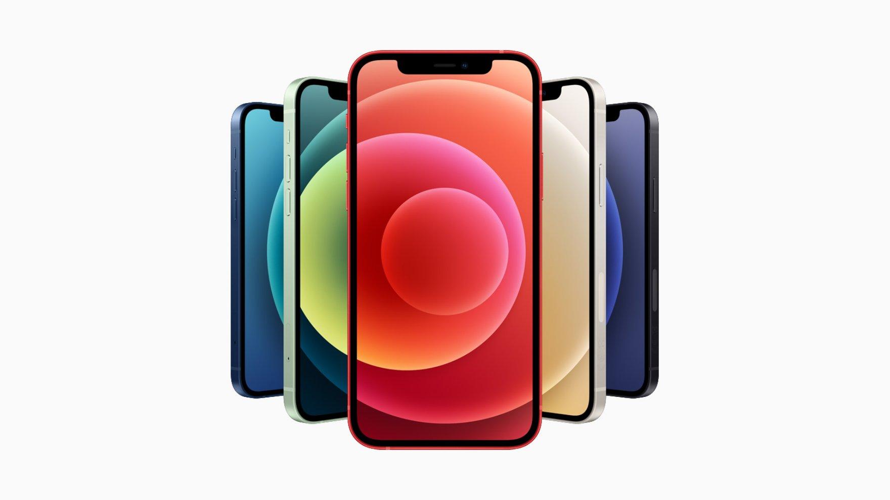 El iPhone 12 es el último modelo lanzado por Apple.