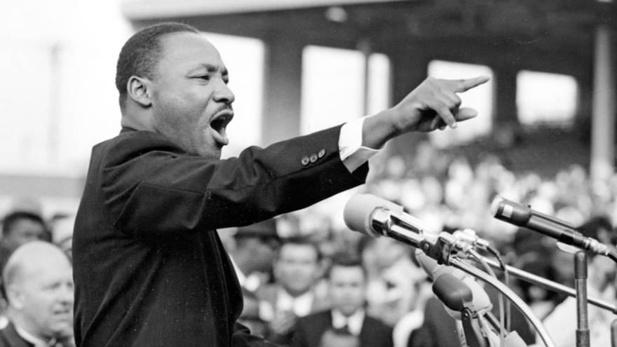 ¿Quién fue el mentor de Martin Luther King?