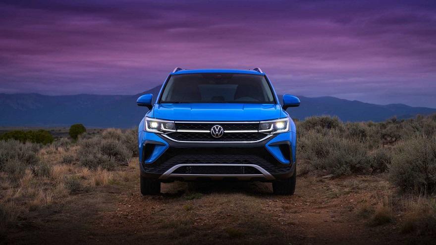 Volkswagen Taos, la estrella de la marca en Cariló.