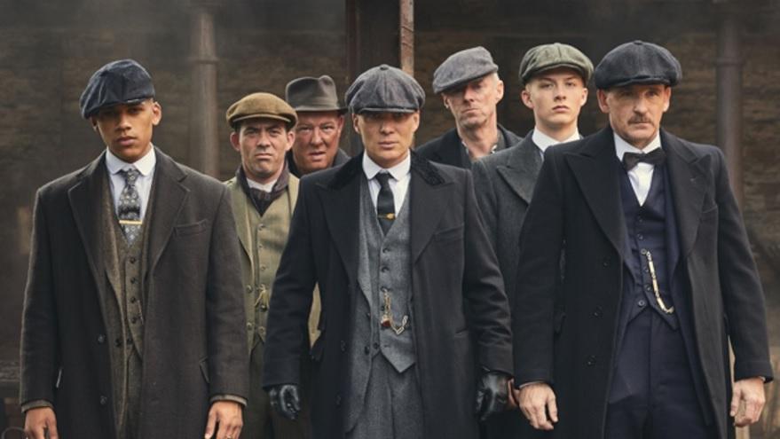 La serie protagonizada por Cillian Murphy se centra en una familia de gánsteres de Birmingham