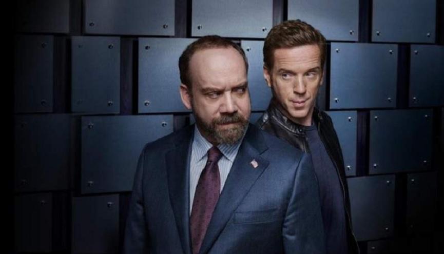 Billions es una serie de televisión norteamericana protagonizada por Paul Giamatti y Damian Lewis