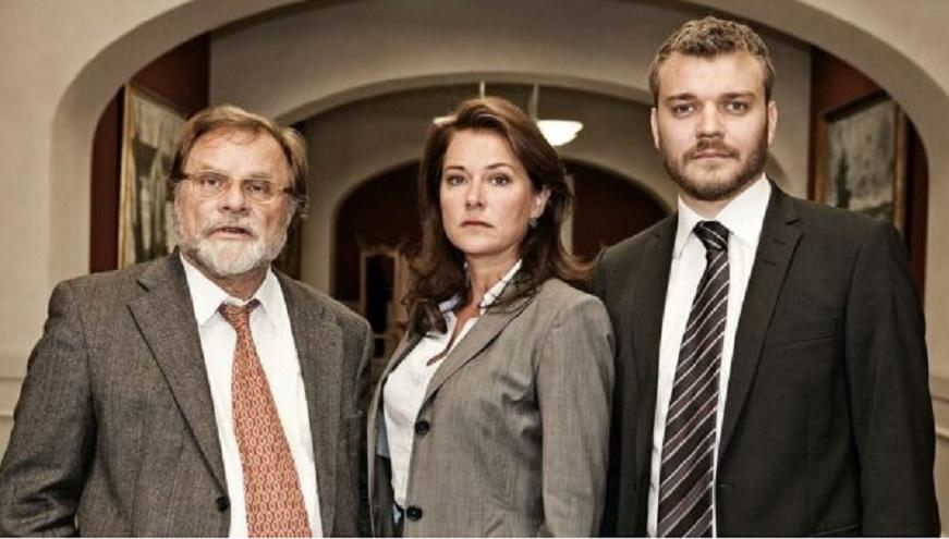 Borgen es una serie de televisión danesa de ficción emitida por la cadena pública Danmarks Radio