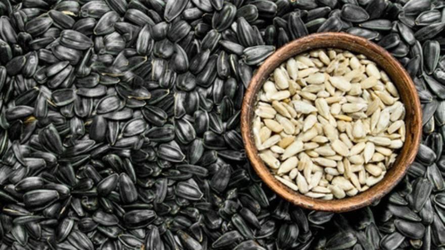 Las semillas de girasol se pueden consumir solas o agregar a alguna preparación