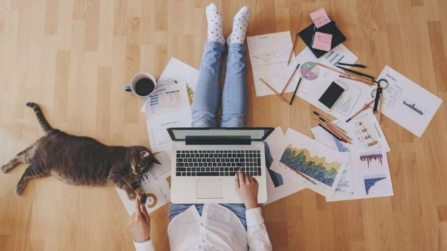Los cursos online gratos se pueden hacer desde casa y con total comodidad