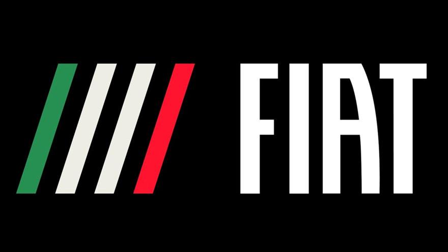 La imagen de Fiat retoma aspectos clásicos de la marca.