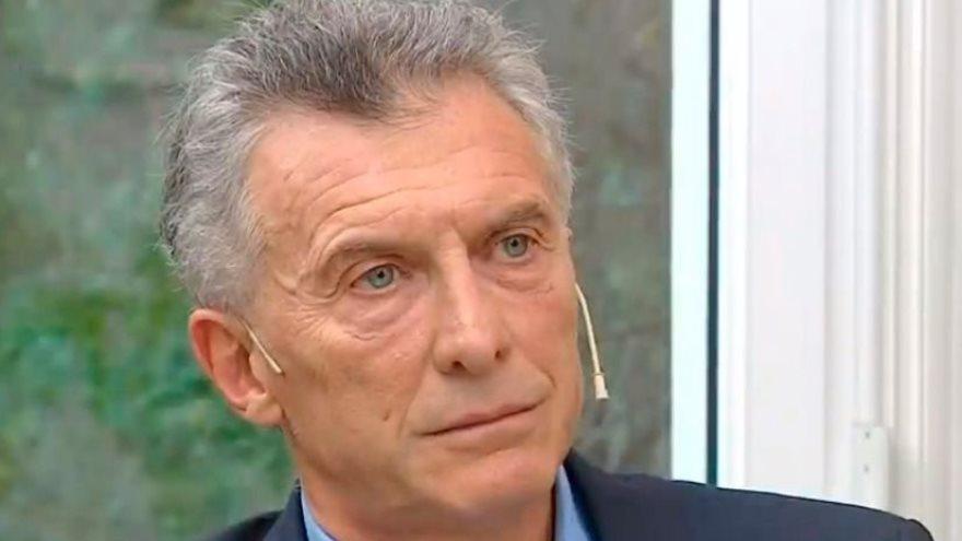 El expresidente Mauricio Macri indicó que las acusaciones de su hermano son
