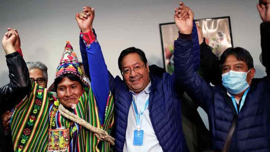 Luis Arce, el delfín de Evo Morales y artífice del boom económico
