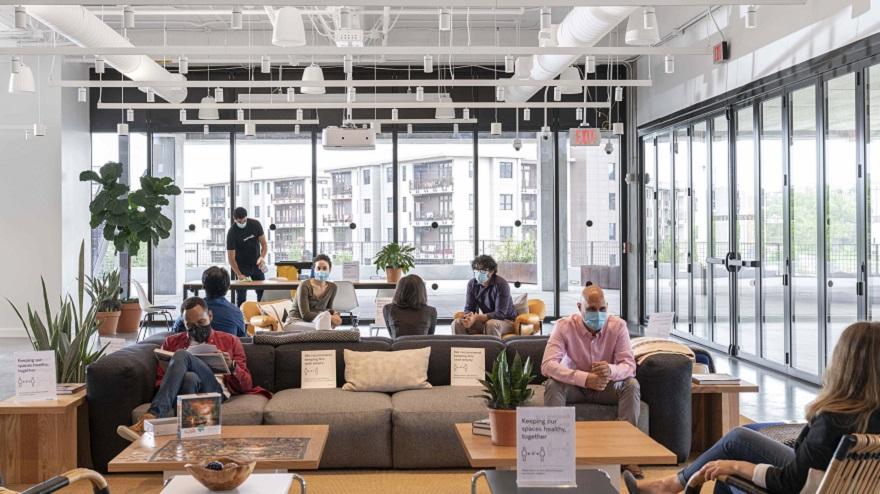 Los espacios de co-working adaptaron no solo sus protocolos de higiene sino también su modelo de negocio