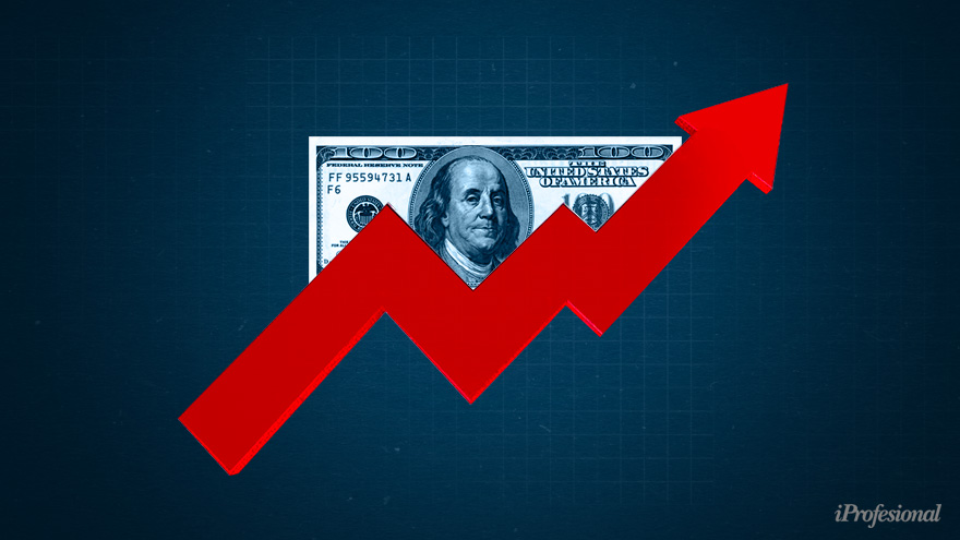 La ansiedad del mercado se reflejó en las variaciones al alza de todas las cotizaciones en el arranque de la semana