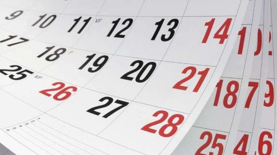 El calendario oficial de feriados incluye dos jornadas por el carnaval 2021