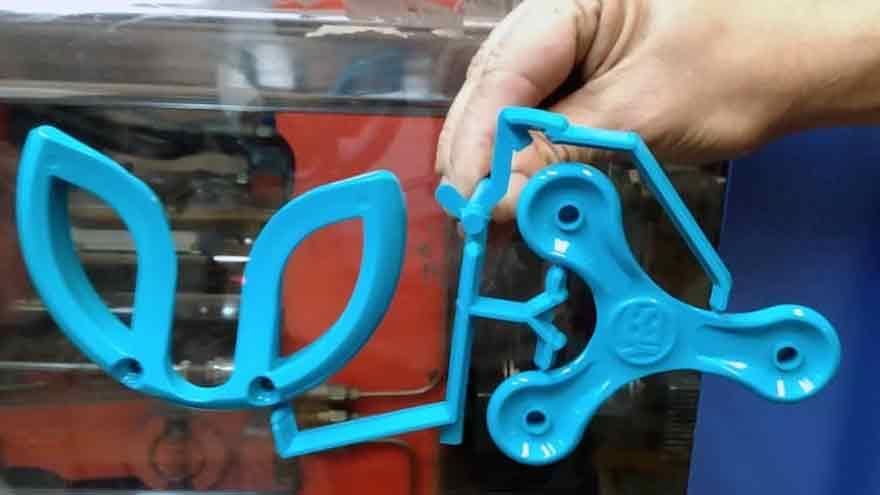 El emprendimiento aplica impresión 3D.