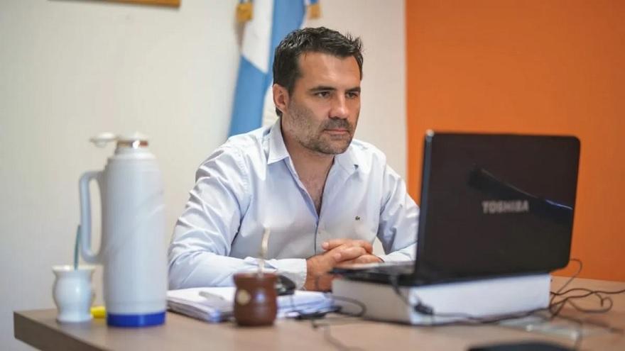 Darío Martínez, secretario de Energía de la Nación