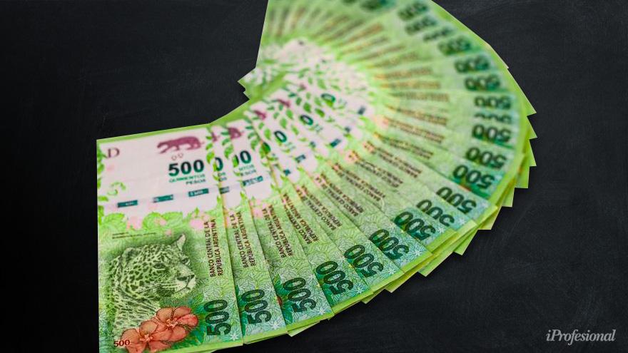 Al Gobierno le preocupa lograr reducir la emisión monetaria.