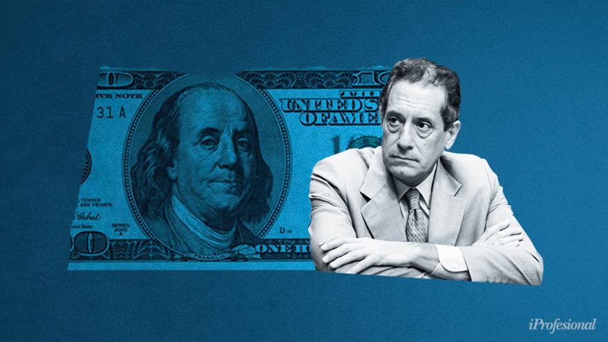Miguel Pesce estaría gastando u$s25 millones por día para contener la brecha del dólar financiro