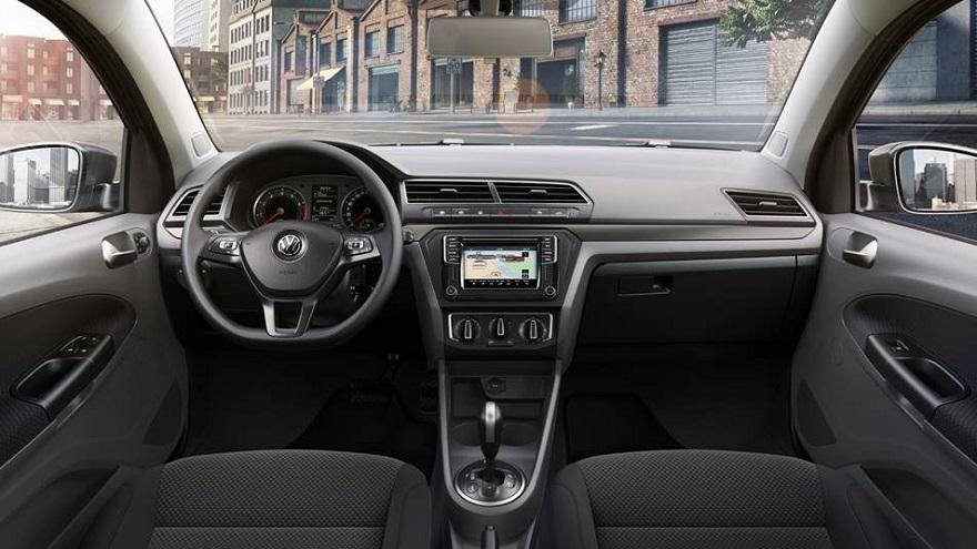 Volkswagen Gol y Gol Trend, así es por dentro.