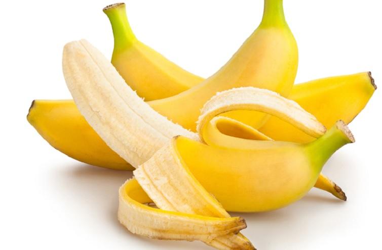 Las bananas son una buena fuente de potasio, fibra y carbohidratos
