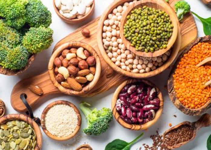 Las proteínas vegetales son muy necesarias, especialmente en estados crónicos de cansancio