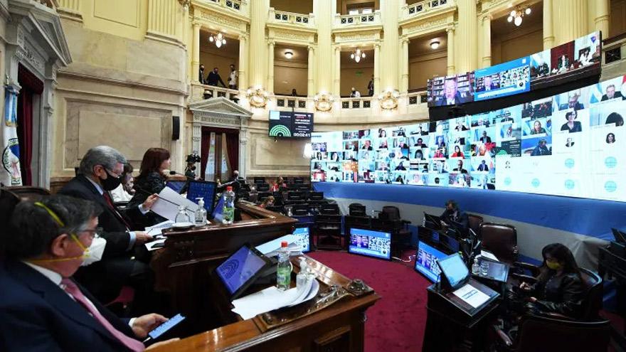 Guzmán quiere aprovechar el debate del presupuesto en el Senado para reforzar el envío de señales en el plano fiscal