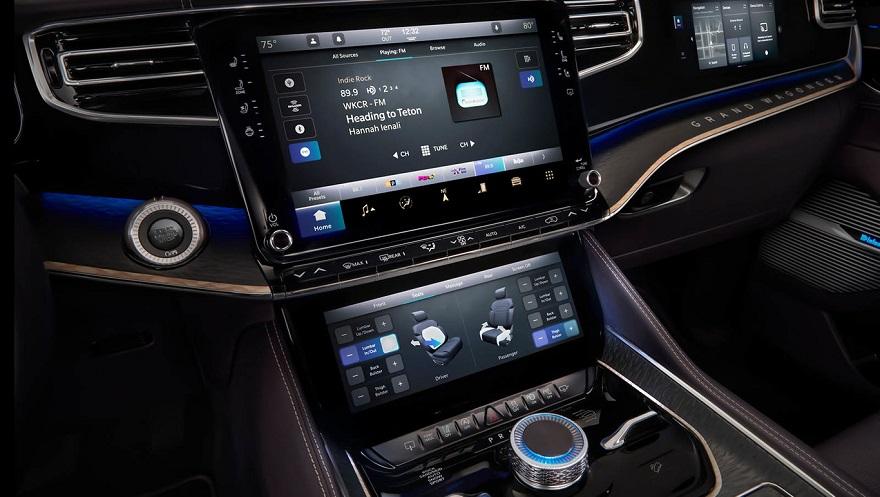 Jeep apuesta a la tecnología.