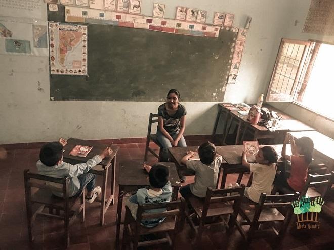Los vinos Reto y la Asociación Civil Monte Adentro, unidos por la educación en el Monte Chaqueño