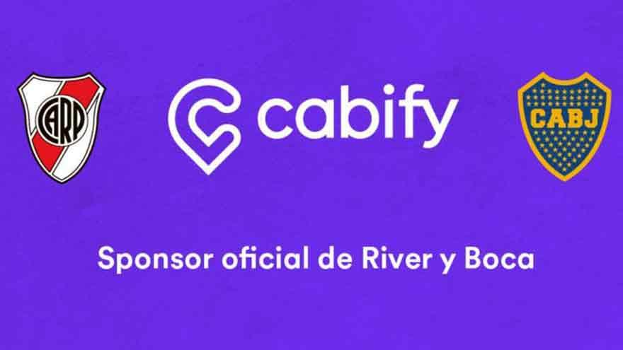 Después de haberse convertido en sponsor de River y Boca, Cabify quiere ahora más mujeres conductoras