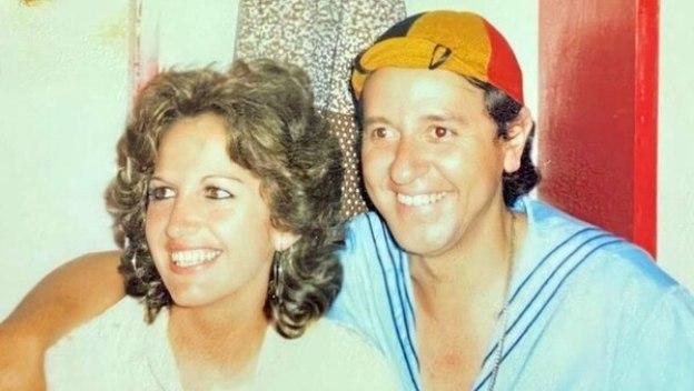La propietaria de las fotos es la esposa del actor que encarnó a Quico
