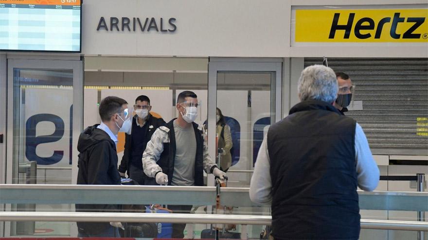Uruguay cierra sus fronteras por temor al coronavirus.