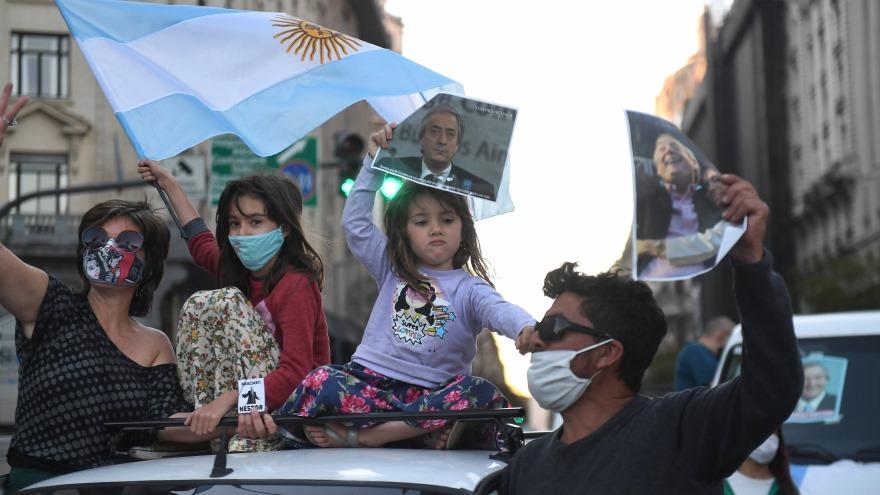 Los organizadores invitaron a manifestarse en caravanas