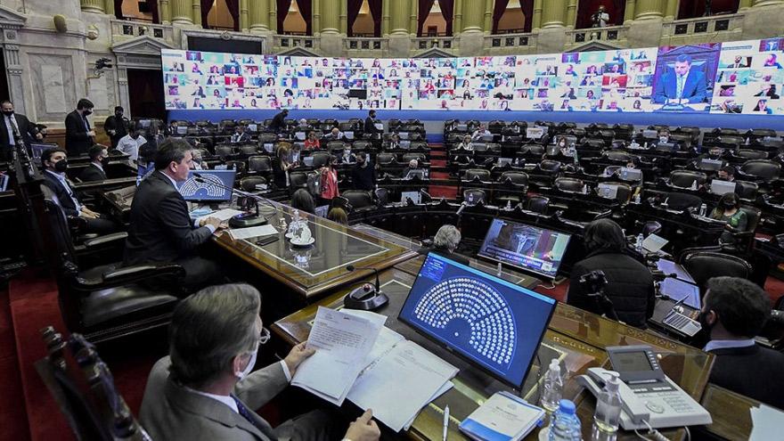El debate del proyecto comenzará en la cámara de Diputados