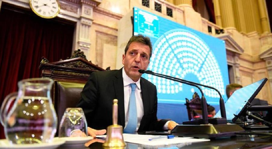 El presidente de la cámara de Diputados explicó cómo se financiaría el proyecto